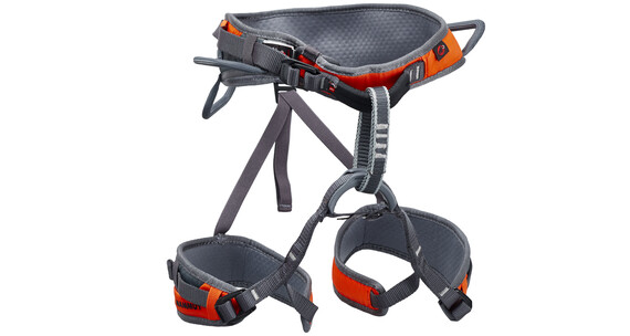 Mammut Ophir 3 Slide Harness smoke-orange